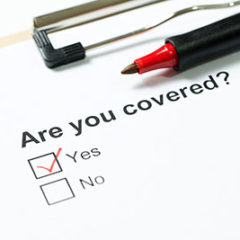 Are you covered -Insurance