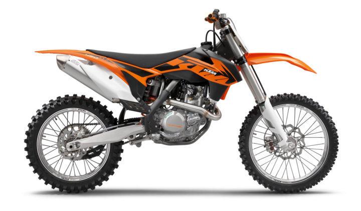 KTM brand -450SX-F