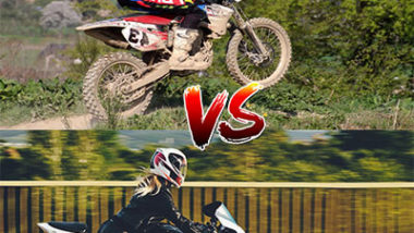 Street Bike vs Dirt Bike