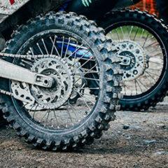 Dirt Bike Wheel