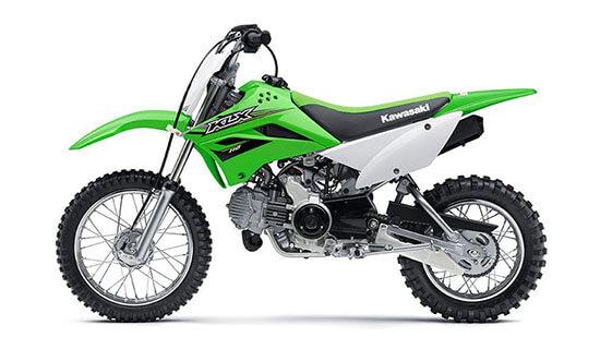 Dirt Bike for Beginner Kawasaki KLX110