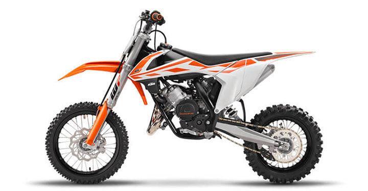 Dirt Bike for Kids KTM-65