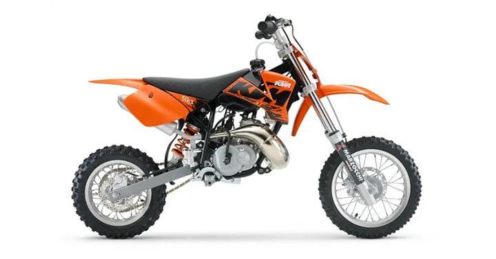 Dirt Bikes for Kids KTM SX 50