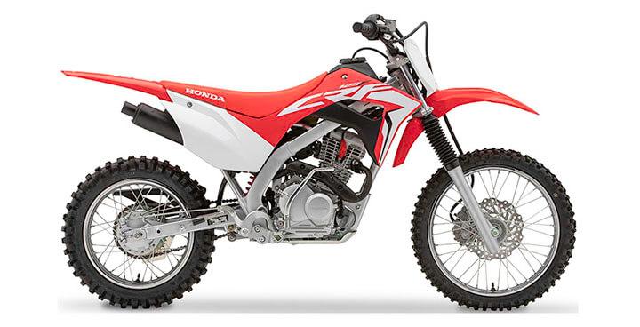 Kids dirt bike Honda CRF125F