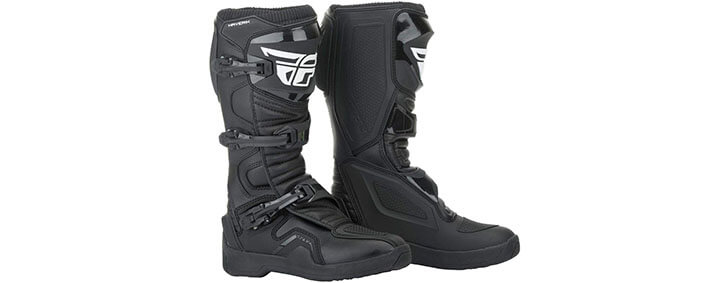 Dirt Bike Boots Fly MX Maverik