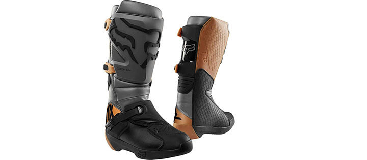 Fox Comp Dirt Bike Boots