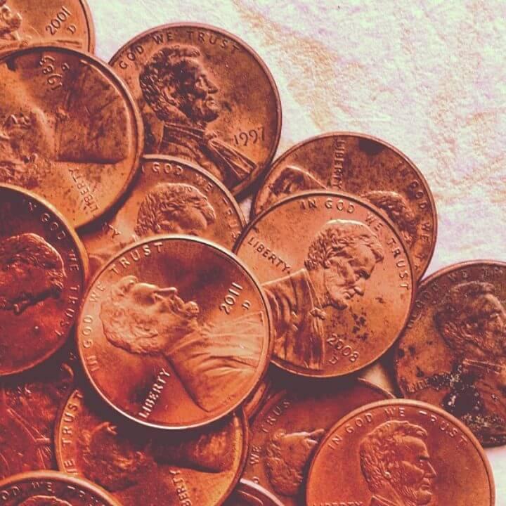 Pretty penny