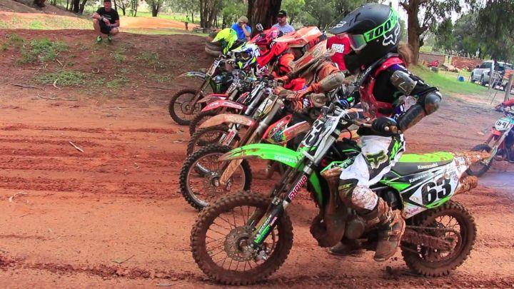 Dirt Bronco Raceway