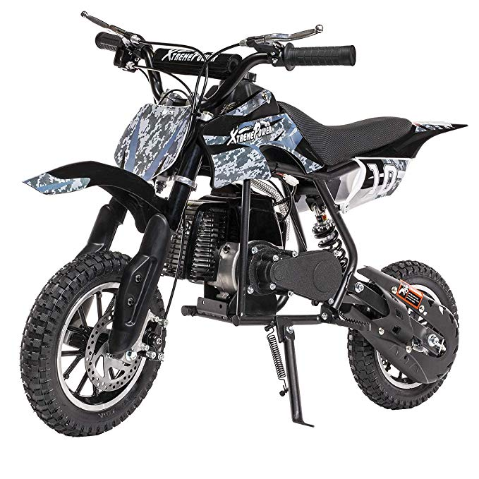 Xtremepower 49cc dirt bikes for kids